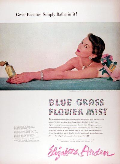 Elizabeth Arden Blue Grass Flower Mist