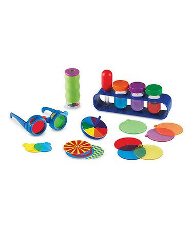 Look what I found on #zulily! Color Mixing Set by Learning Resources #zulilyfinds