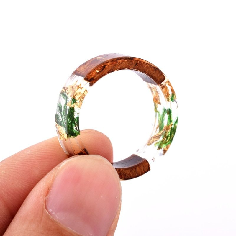 Jewelry,Rings,Stackable Rings,real flower jewelry,jewellery for women,bridal jewellery,flower ring,resin ring,rings for women,rings