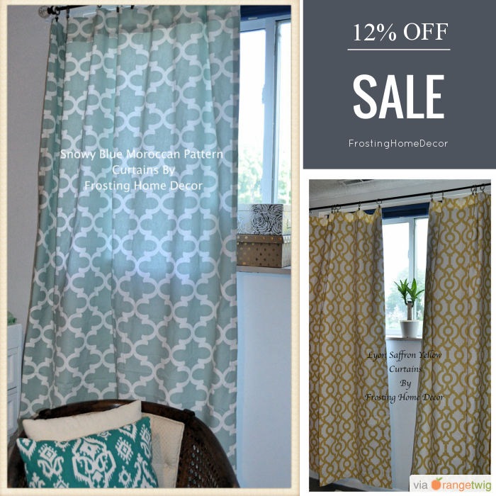 12% OFF on select products. Hurry, sale ending soon!  Check out our discounted products now: https://www.etsy.com/shop/FrostingHomeDecor?utm_source=Pinterest&utm_medium=Orangetwig_Marketing&utm_campaign=Happy%20Fall%2012%25%20off%20sale   #etsy #etsyseller #etsyshop #etsylove #etsyfinds #etsygifts #interiordesign #stripes #onetofollow #supportsmallbiz #musthave #shop