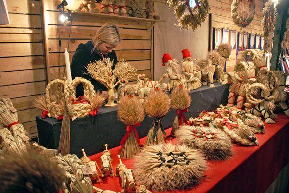 Notsoshabbychic Scandinavian Christmas Christmas Tree Farm Christmas Market