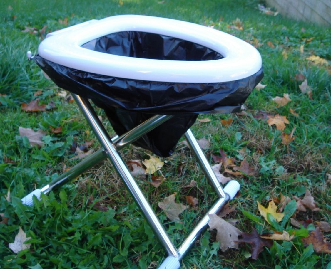 Portable Camping Toilet : Portable camping toilet home decor camping toilet