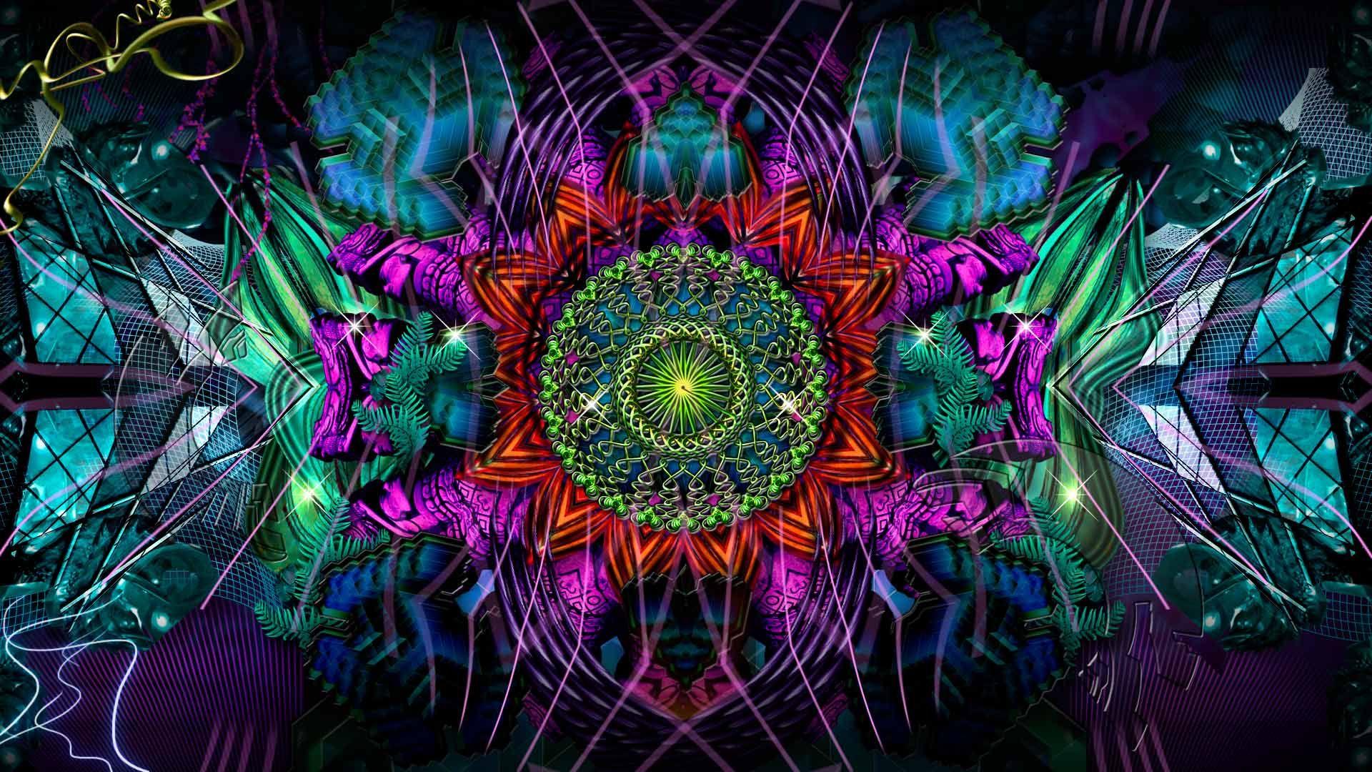 psytrancemusicdownloada.jpg (1920×1080) Mandalas, 4k hd