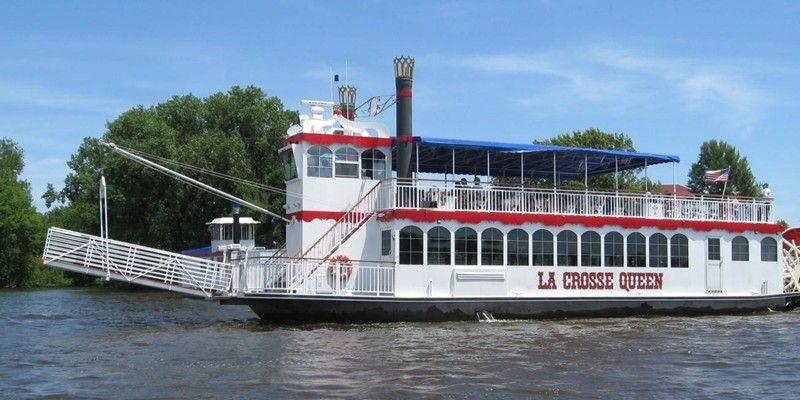 La Crosse Queen Cruises Travel Wisconsin Wisconsin Travel