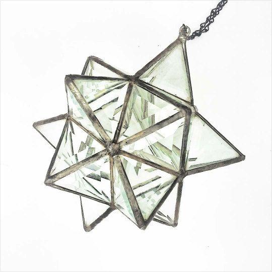 Nova Orb Stellated Cuboctahedron