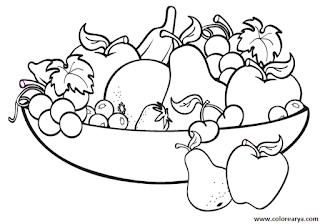 Patrones De Canasta De Frutas Para Descargar Y Bordar Momovipro Frutas Para Colorear Dibujos Para Colorear Dibujos De Colores