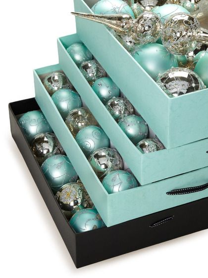 Tiffany Inspired Tree Ornaments I 39 Ll Have A Blue