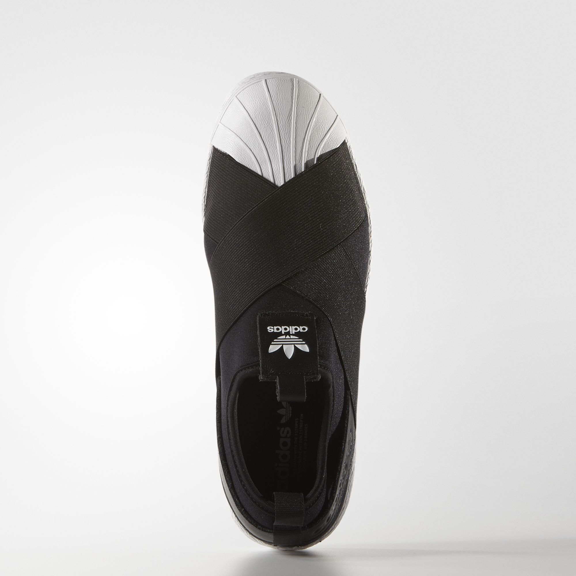Superstar Slip-on Shoes | Adidas star, Adidas superstar slip ...