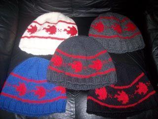 BarCamp Hats. My own design.