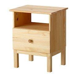 TARVA Sivupöytä - IKEA