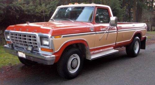 1978 F 350 Highboy Ranger Explorer Classic Ford Trucks Ford