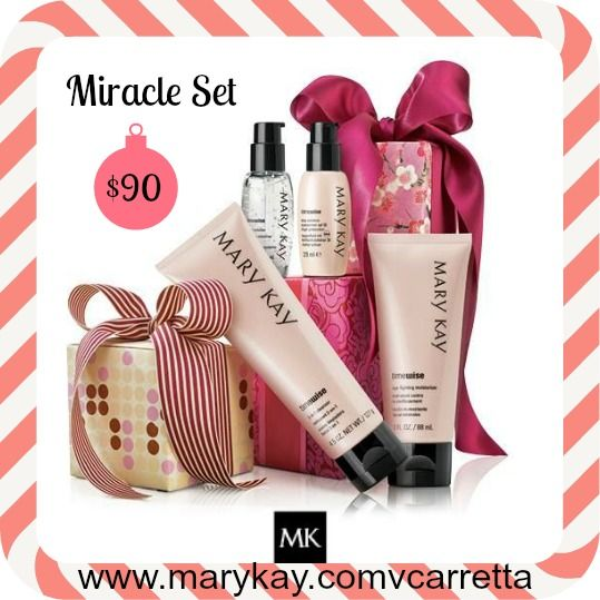 Give The Gift Of Healthy Skin This Holiday Season. Miracle