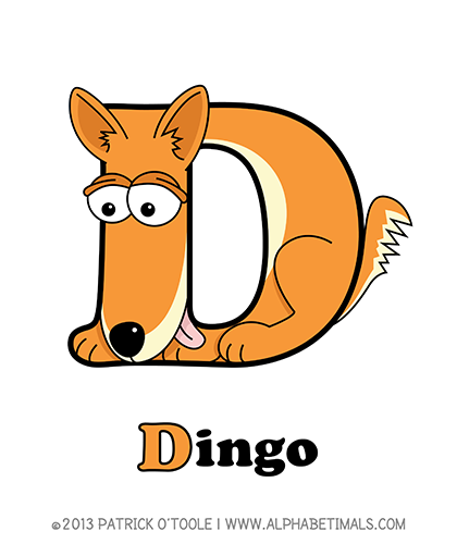 Dingo Alphabetimals Make Learning The Abc S Easier And More Fun