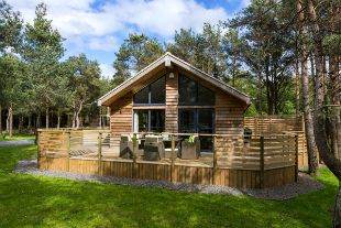 Located near Whitby and the Yorkshire Coast a luxury holiday log