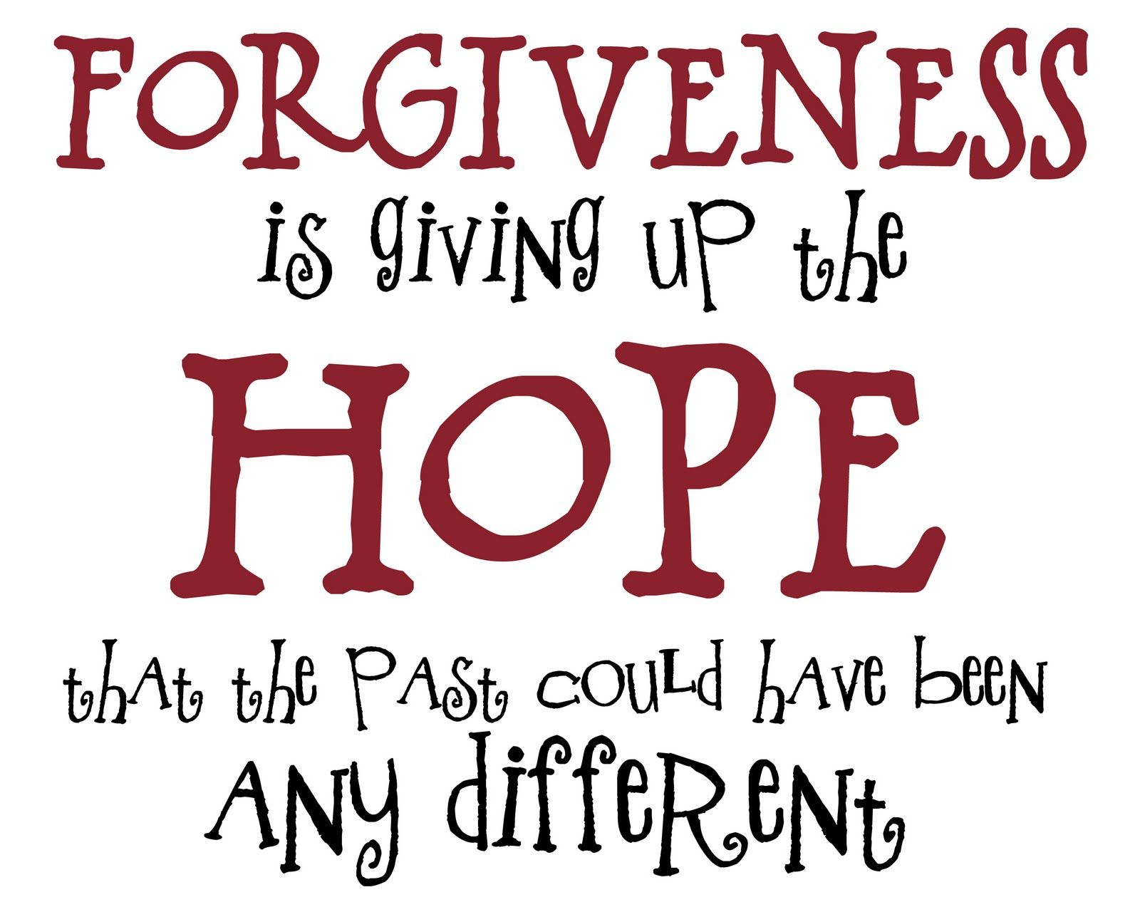 Quotes On Forgiveness Quotes On Forgiveness And Forgiving  Junk In Their Trunk