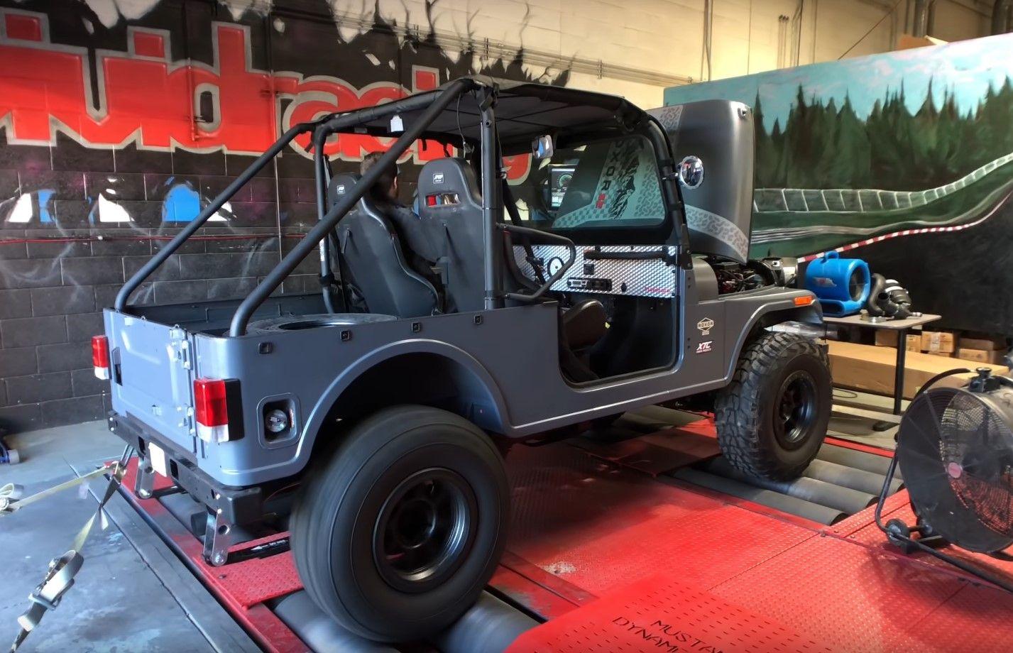 Vr Tuned Ecu Flash Tune Mahindra Roxor 2 5l Turbo Diesel Turbo Ecu Diesel