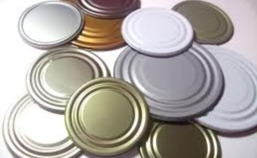 How To Make Jewelry Or Decorations Out Of Tin Can Lids Recipe Tin Can Crafts Tin Can Art Recycled Crafts