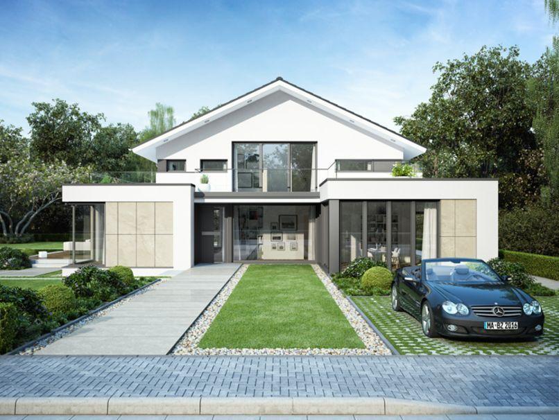 Modellhaus Concept-M 211 Mannheim   – Häuser & Grundrisse