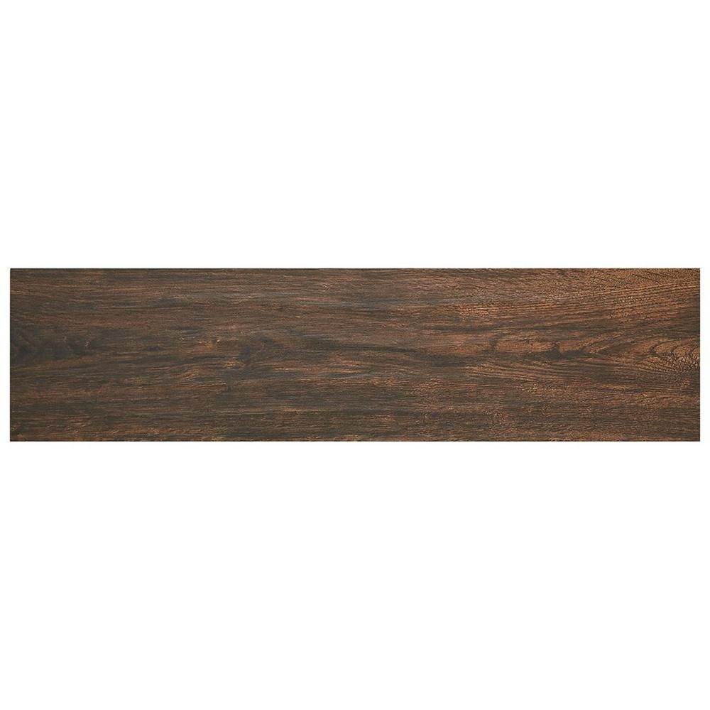 Tile And Decor Tampa Burton Walnut Wood Plank Porcelain Tile  Porcelain Tile
