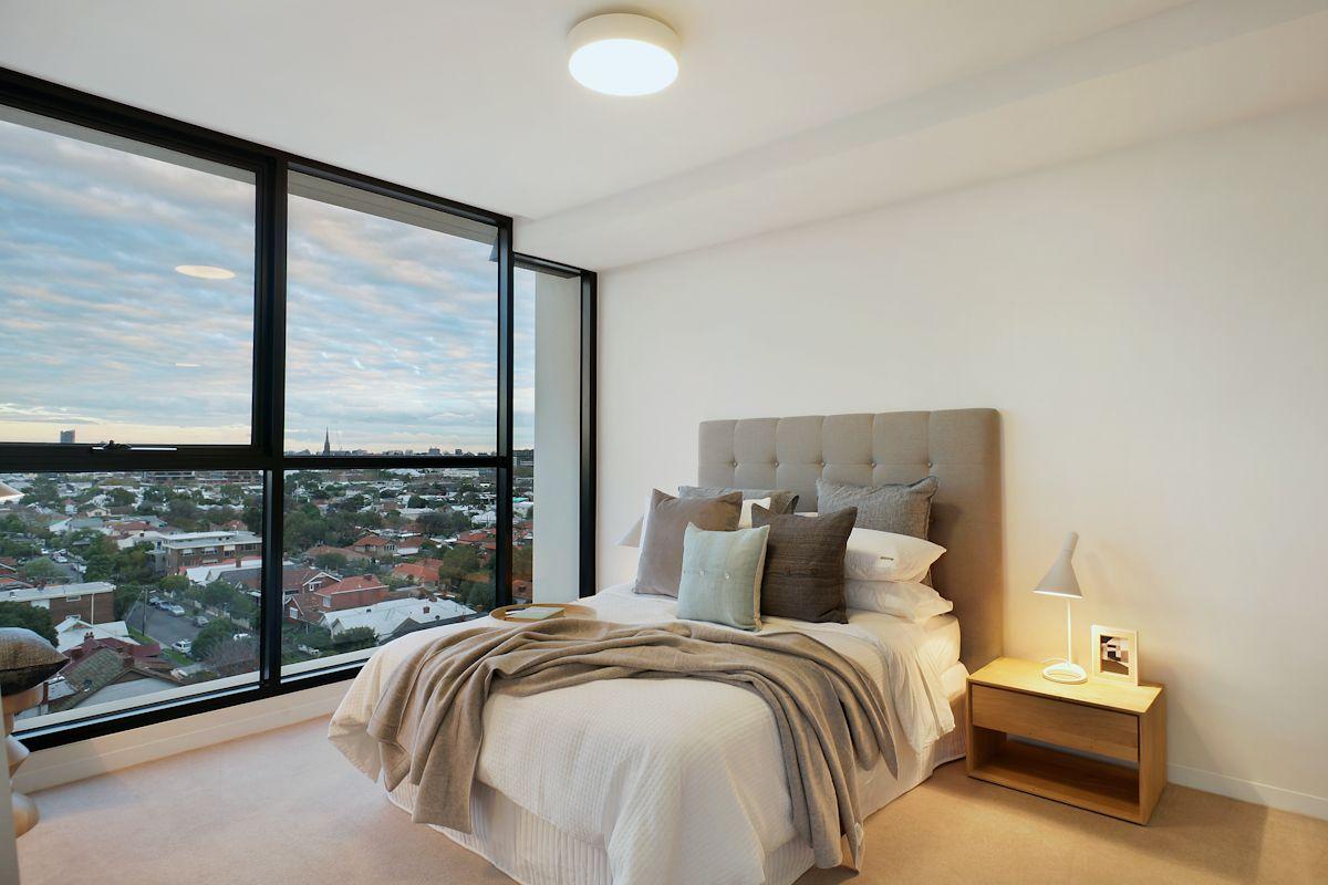 Zunica Design, Melbourne. Precinct Apartments in Abbotsford Salvo Property Group.