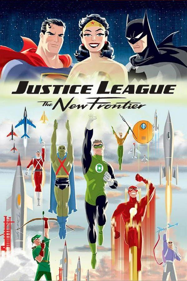 The human race is threatened by a powerful creature, and only the combined power of Superman, Batman, Wonder Woman, Green Lantern, Martian Manhunter and The Flash can stop it. But can they overcome their differences to thwart this enemy using the combined strength of their newly formed Justice League?