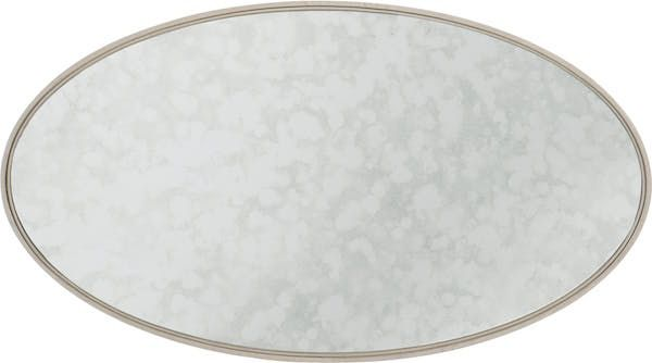 Reverie Oval Cocktail Table top view- Avenue Design high ...