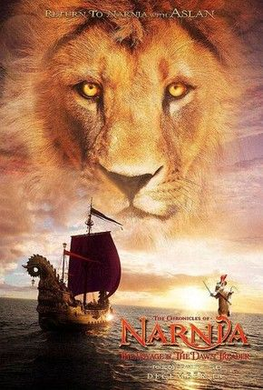 The Chronicles Of Narnia The Voyage Of The Dawn Treader As