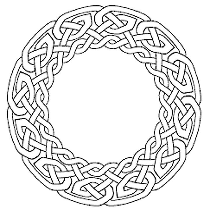 simple celtic designs - 491×500