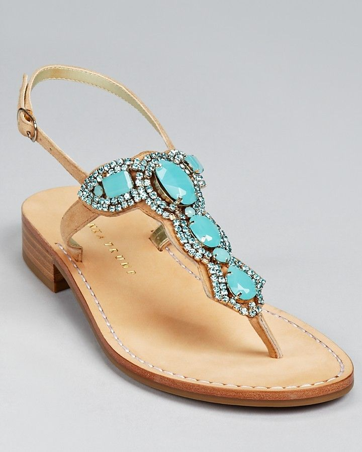 35f925c60 IVANKA TRUMP Sandals - Vance Jeweled