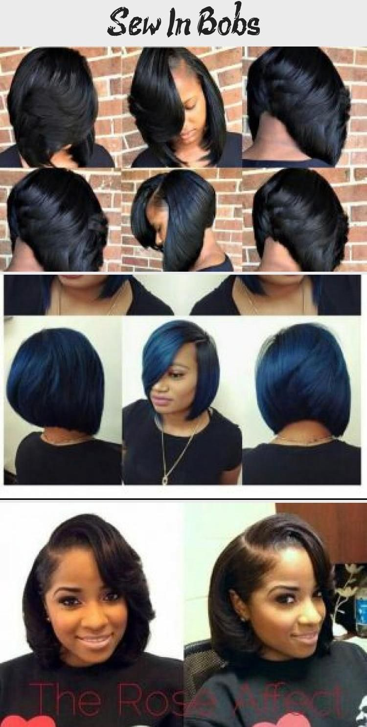 Sew In Bob Hairstyles Bob Sew Ins How Tos And Styles Part 5 Taperednaturalhair Shortnaturalhair In 2020 Bob Hairstyles Weave Bob Hairstyles Sew In Bob Hairstyles