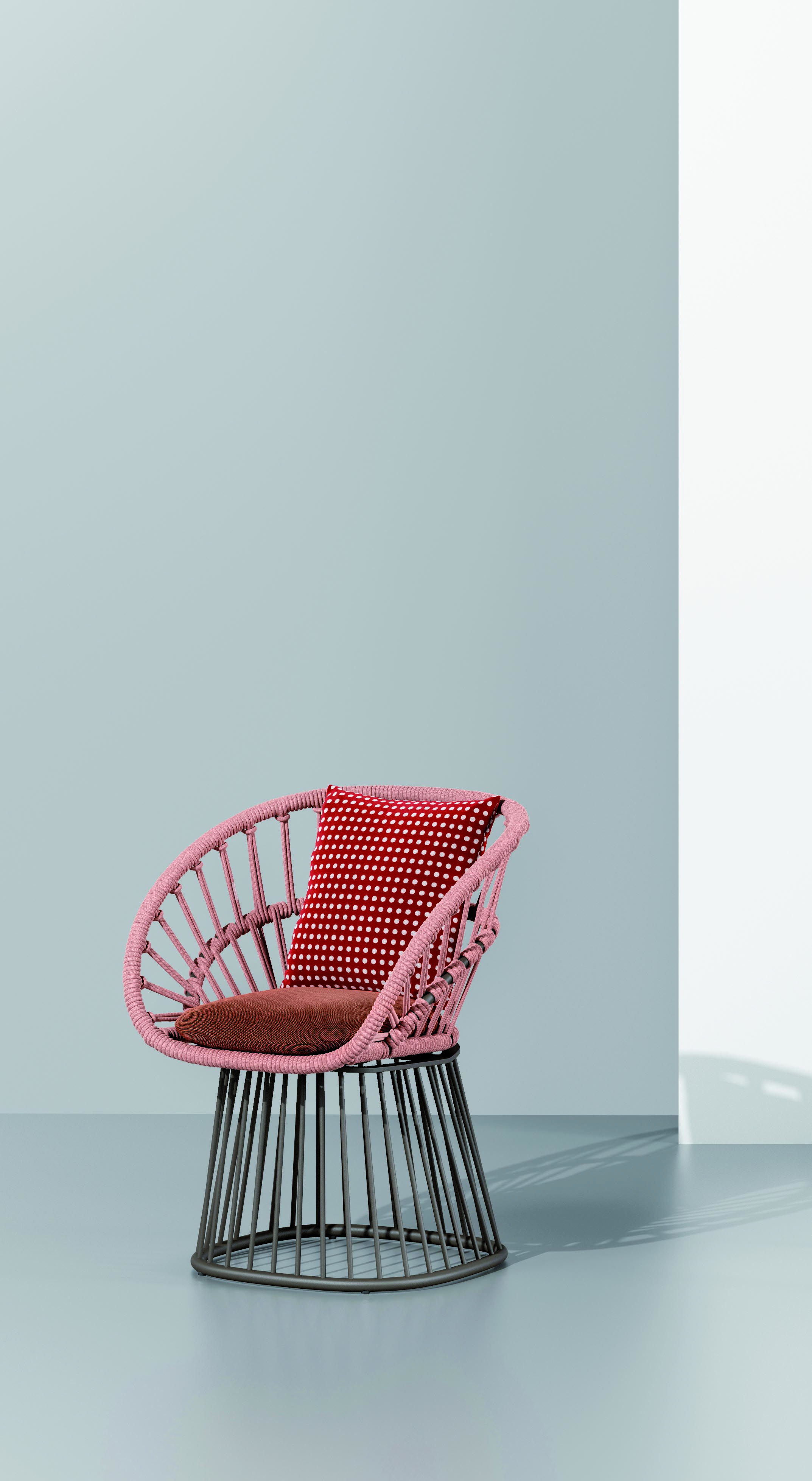 cala collection by doshi levien for kettal