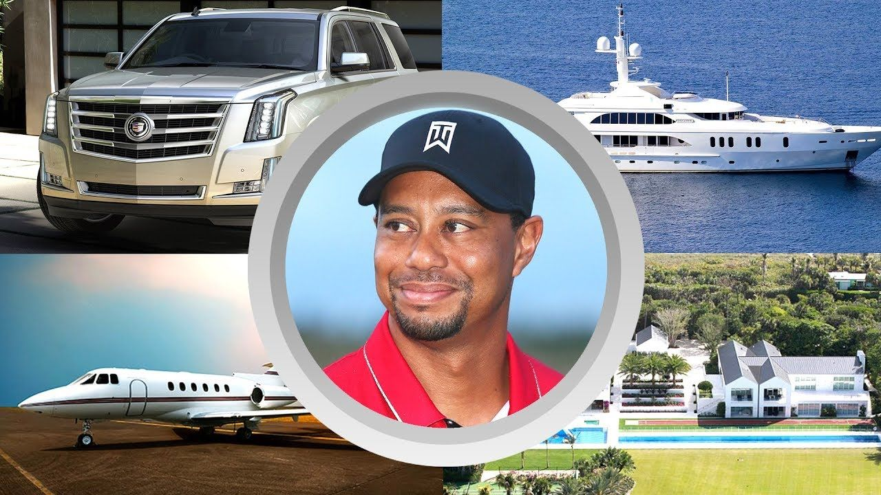 424811fe17146 Tiger Woods Net Worth, Lifestyle, Family, Biography, House and Cars ...