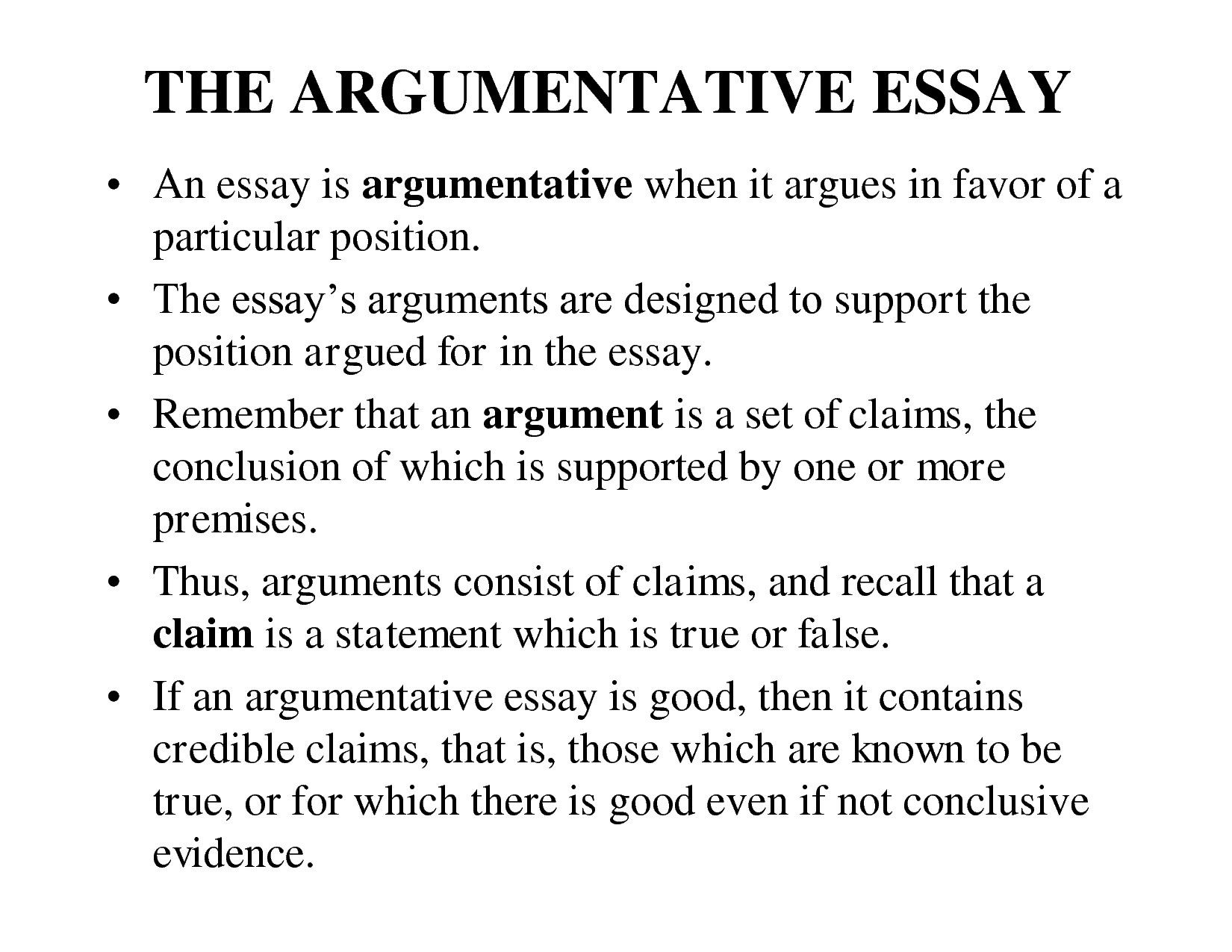 Ways To Write A Conclusion For An Argumentative Essay With Regard To Argumentative Essay Conclusion19677 Argumentative Essay Essay Writing Conclusions