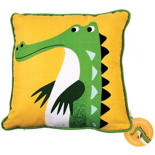 Kissen Krokodil Kinder kissen, Kissen, Krokodil