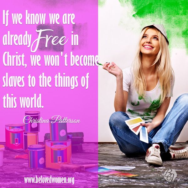 Quotes Of Encouragement The One Reason You're Not Experiencing Freedom In Christ  Christian .