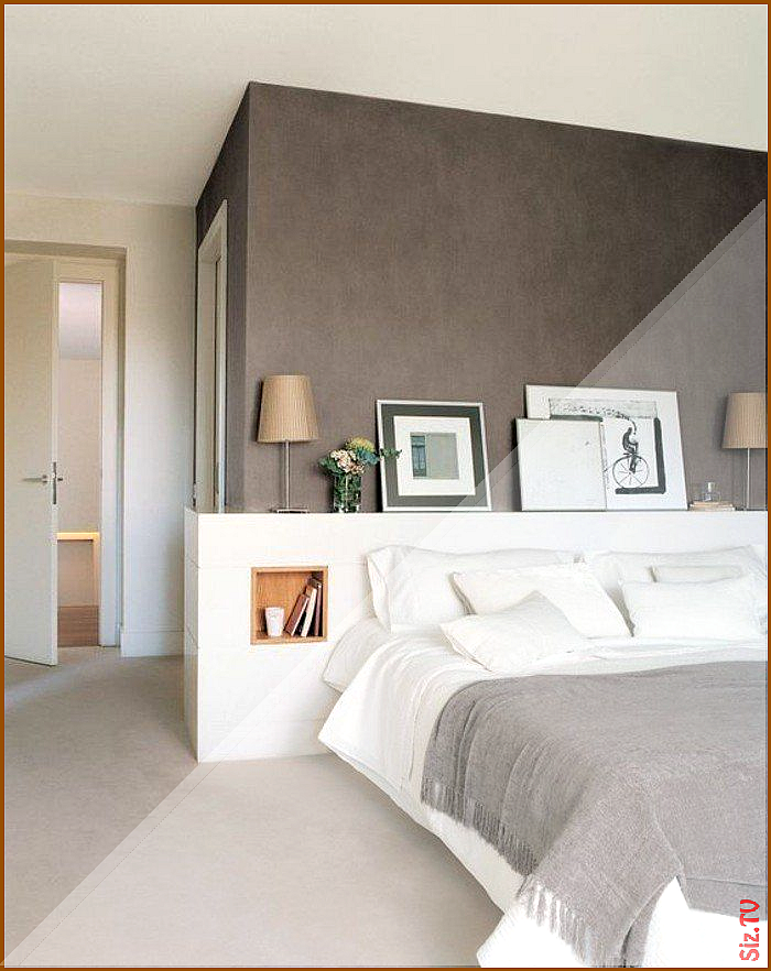 Schlafzimmer Braun Beige Modern
