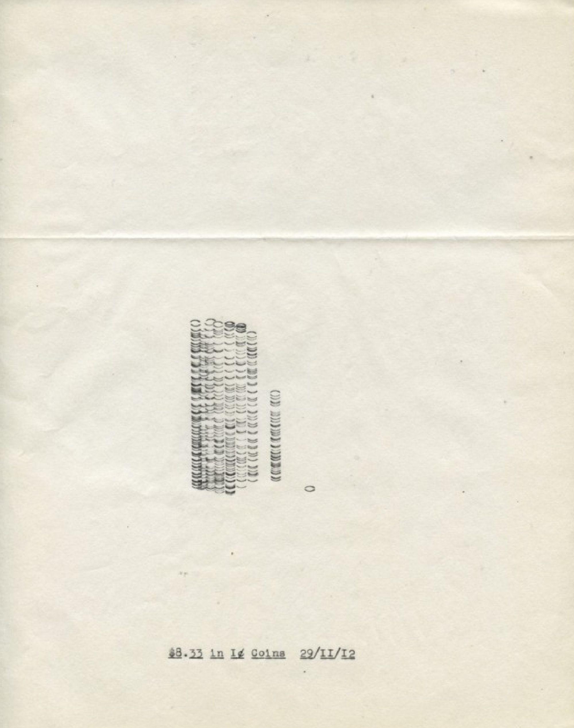 Typewriter Drawings Paperrobinstudio