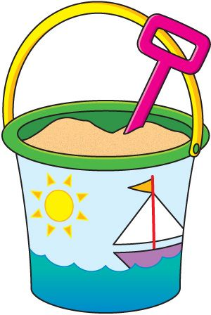 sand bucket clipart black and white clipart panda free clipart rh pinterest com free beach clip art to print free beach clip art to copy and paste