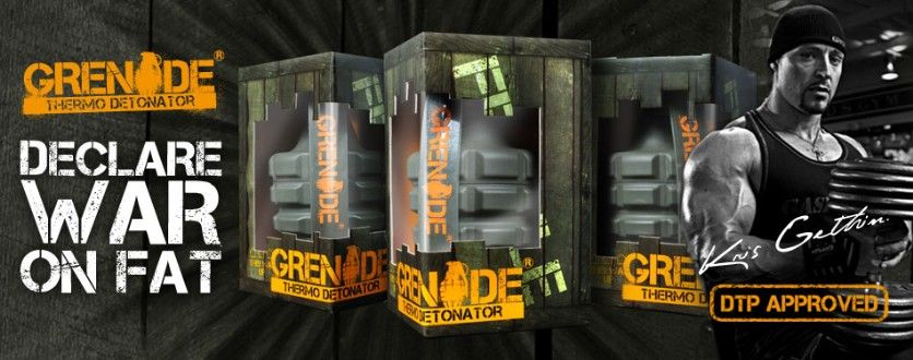 Grenade nutrition Weight management, Grenade, Thermos