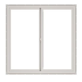 Thermastar By Pella Left Operable Vinyl New Construction Egress White Sliding Window Rough Opening 60 In X 48 In Actual 59 5 In X 47 5 In Lowes Com Sliding Windows Pella Windows