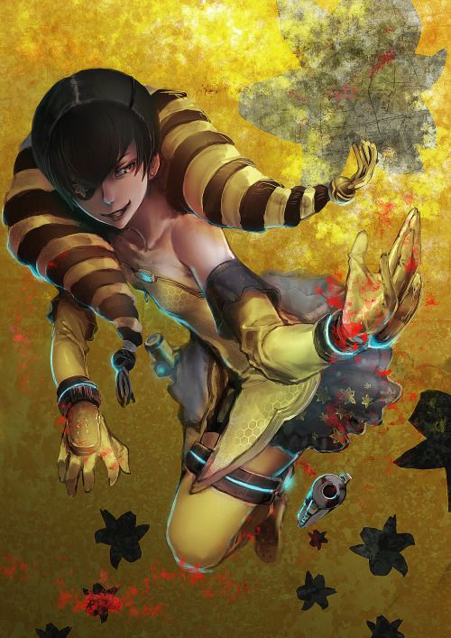 Anarchy Reigns Anime Images Anime Platinum Games