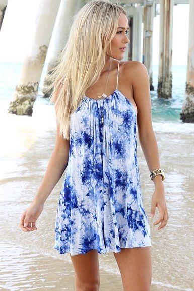 Beachfront Dress | SABO SKIRT