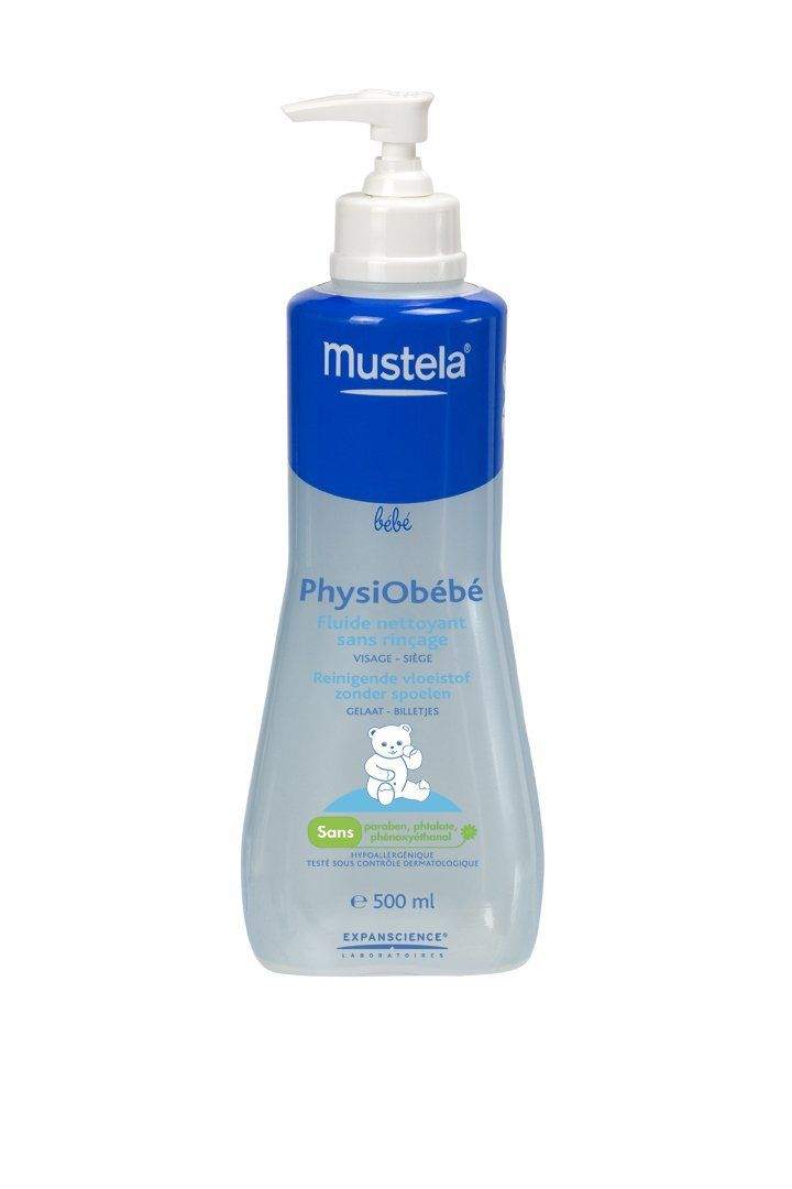 Mustela Bebe Physiobebe 500ml Flacon Pompe Bebe Et Pharmacie