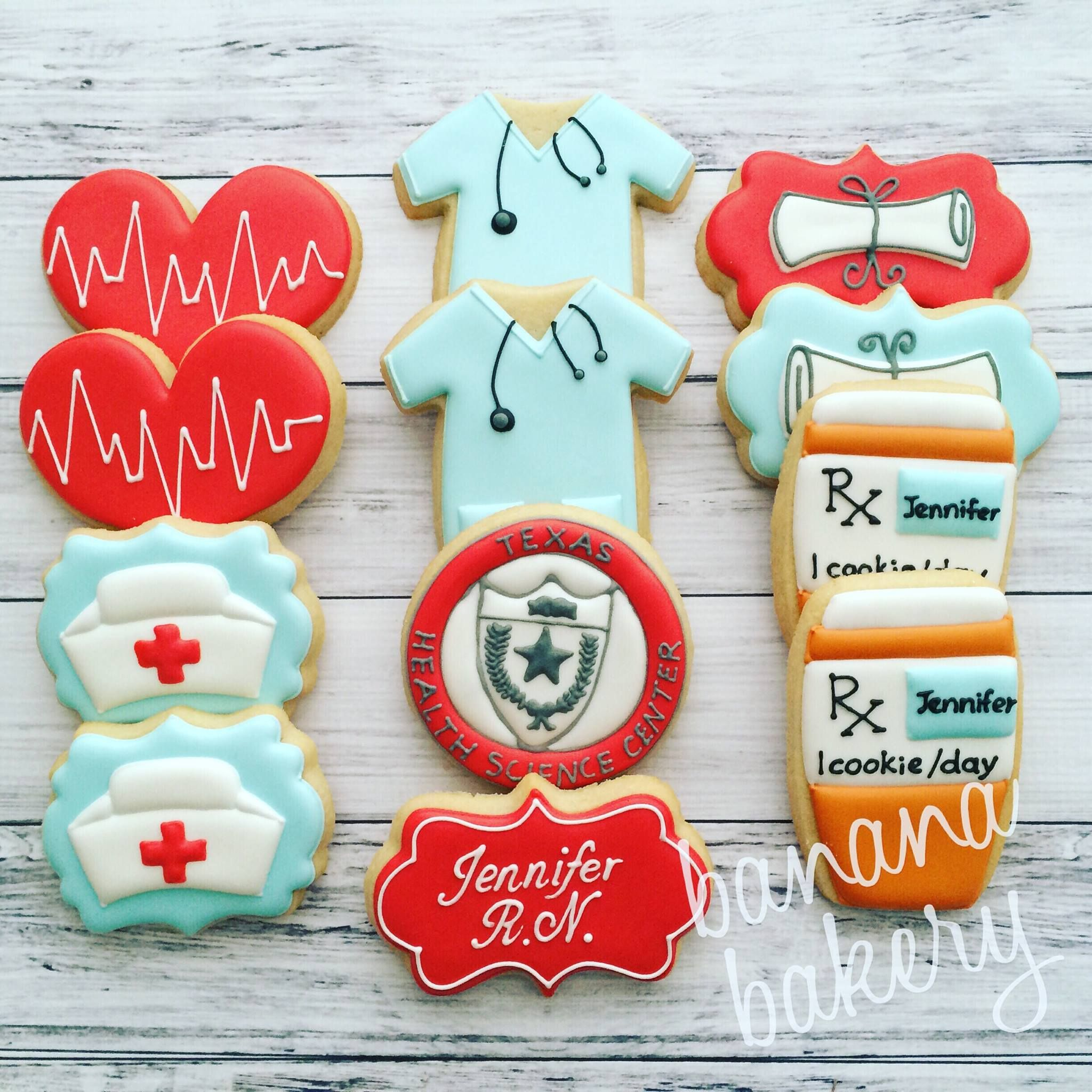 Nursing Cookies