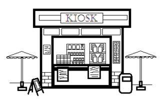 Supermarkt gebäude clipart  Supermarkt - Gebäude, Stadt, Geschäft, Supermarkt, Einkaufsladen ...