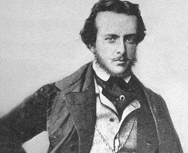 Alfred de Musset mon chemin