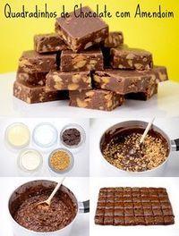 Chocolate com Amendoim – Isamara Amâncio