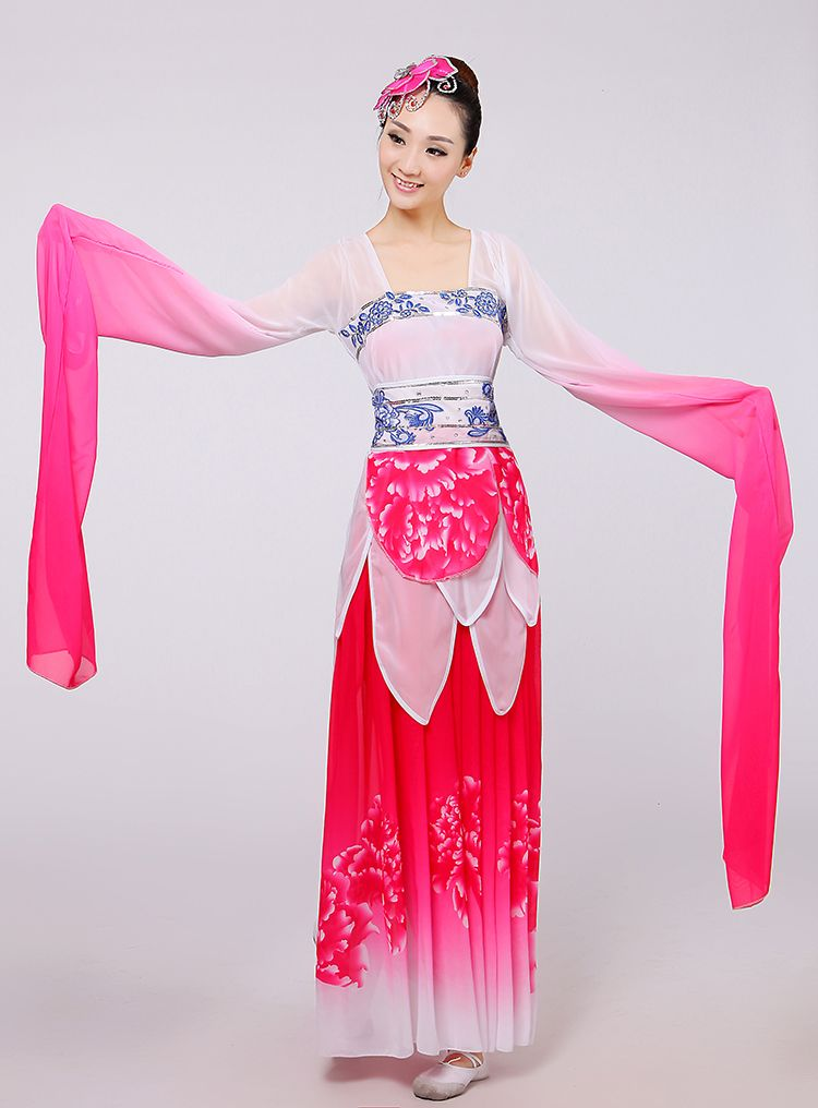 0212917ad2d traditional chinese dance costumes women performance folk dance for woman chinese  ancient dress costume national costume-in Chinese Folk Dance from Novelty  ...