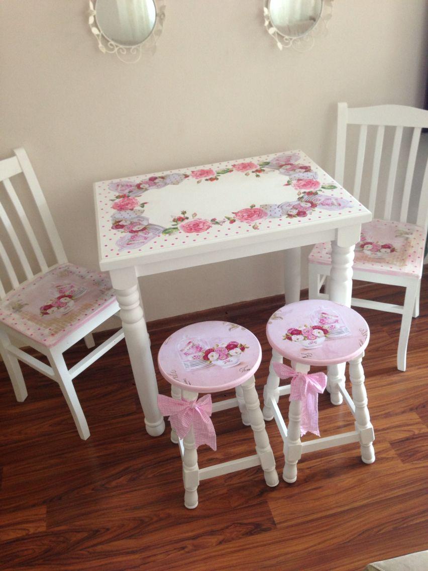 mutfak masasi takimi | sandalye boyama | pinterest | möbel