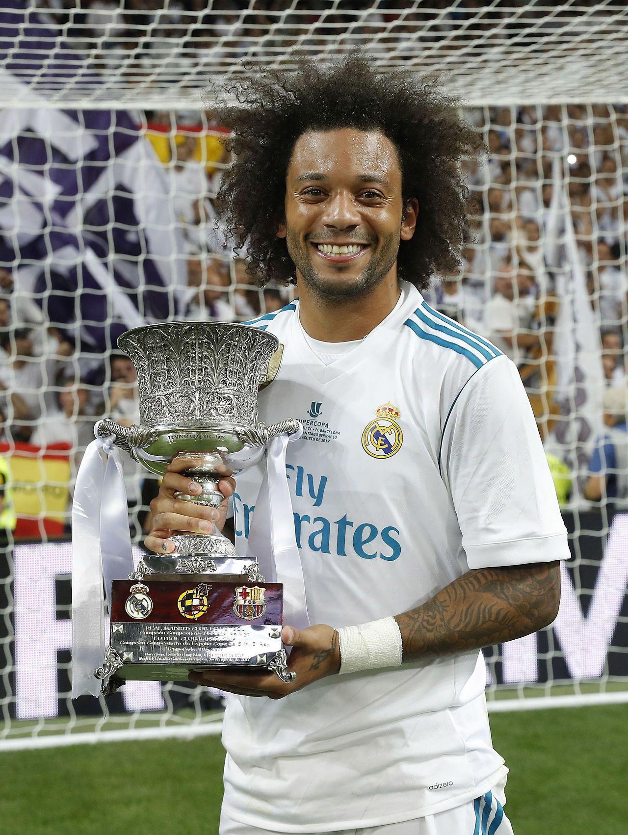 Marcelo. Supercopa de Espana, Final 2017.08.16 Real